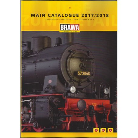 Media KAT425 Brawa Katalog 2017/2018
