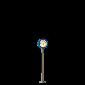 Plattformsklocka med belysning