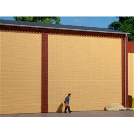 Auhagen 80600 Walls 2324A yellow