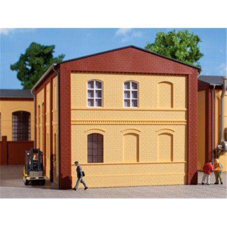 Auhagen 80601 Walls 2324B yellow