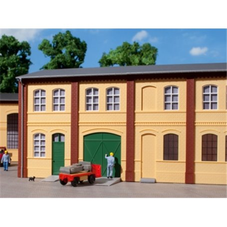 Auhagen 80607 Walls 2322B, 2322C, 2323C yellow