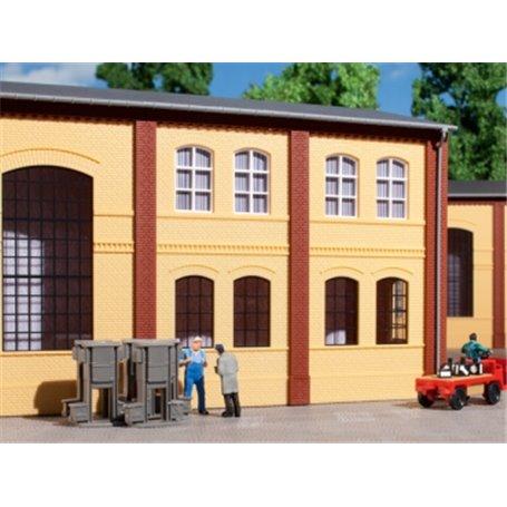 Auhagen 80608 Walls 2322A yellow