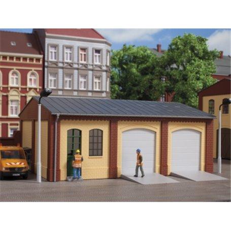 Auhagen 80616 Walls 2390C, walls 2390D yellow