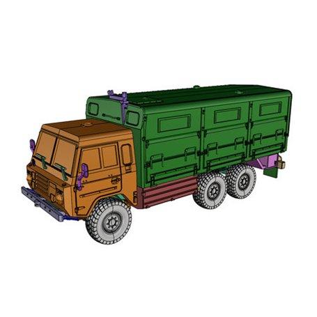 ArsenalM 119203051 Volvo Terrängbil 20 (TGb 20) 6x6 MTW