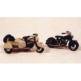 JLI 904 Klassiska motorcyklar från 1947 (2 st)