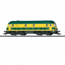 Märklin 37277 Diesellok klass 59 typ SNCB|NMBS