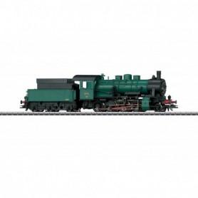 Märklin 37517 Ånglok klass 82 typ SNCB|NMBS