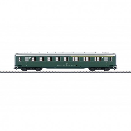 Märklin 43213 Personvagn 1|2.a klass typ ÖBB 'Skirted Passenger Car'