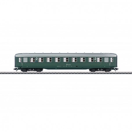 Märklin 43214 Personvagn 2.a klass typ ÖBB 'Skirted Passenger Car'