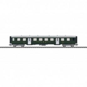 Märklin 43362 Personvagn 2.a klass B4ü 2207-40 typ SBB|CFF|FFS