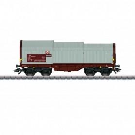 Märklin 46871 Vagnsset med 2 teleskopvagnar typ FS