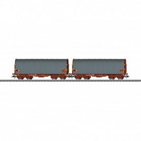 Märklin 47218 Vagnsset med 2 godsvagnar typ SNCF