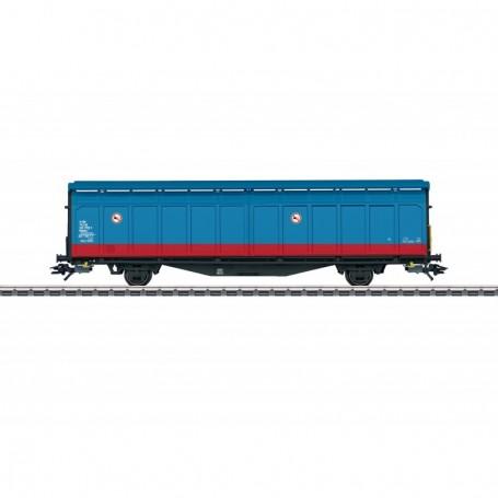 Märklin 48013 Vagnsset med 2 godsvagnar Hbbillns typ SJ