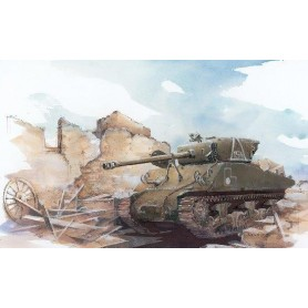 Dragon 6188 Tanks M4A2 (76) Red Army