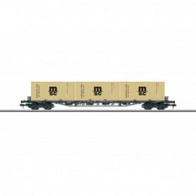 Märklin 58708 Containervagn Sgjs 716 typ DB