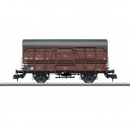 Märklin 58902 Djurtransportvagn V23 typ DB