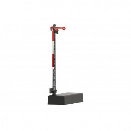 Märklin 70394 Hp 0   Hp 1 Home Signal with a Lattice Mast Signal