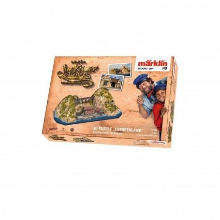 Märklin 72786 Märklin Start up - 'Lummer Land' 3D Puzzle
