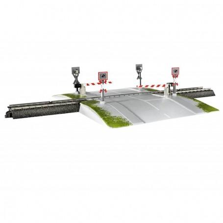 Märklin 74924 Märklin Start up - Fully Automatic One-Piece Railroad Grade Crossing