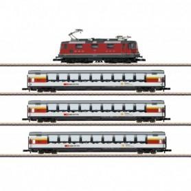 Märklin 81594 Tågset 'Gotthard Panorama Express' typ SBB|CFF|FFS