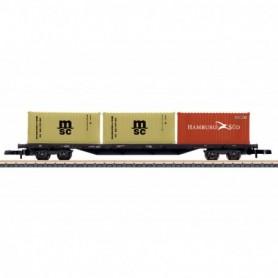 Märklin 82662 Containervagn Sgs 693 typ DB