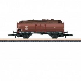 Märklin 86237 Gondolavagn Omm 52 typ DB med last av skrot