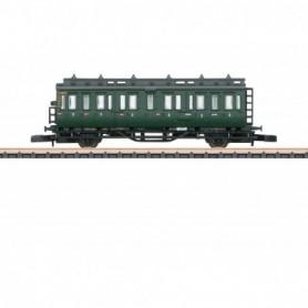 Märklin 87040 Personvagnsset med 4 vagnar typ DB