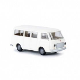 Brekina 34400 Fiat 238 buss, vit, TD