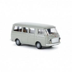 Brekina 34401 Fiat 238 buss, grå, TD