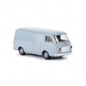 Brekina 34452 Fiat 238 skåp, grå, TD