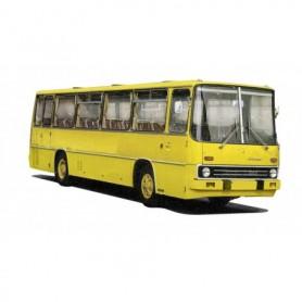 Brekina 59600 Buss Ikarus 255, gul, TD