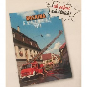Brekina 12217 Brekina Autoheft 2018