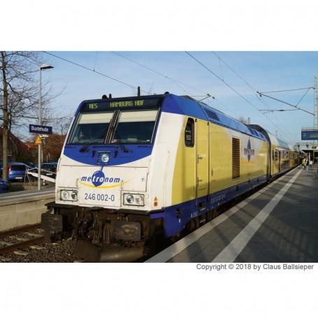 Trix 16642 Diesellok klass 246 typ DB 'Metronom'