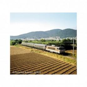 Trix 15502 Personvagnsset med 3 vagnar 'Nizza' TYP SNCF