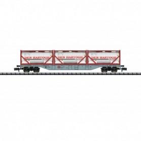 Trix 15537 Containervagn Sgns 'Den Hartogh'