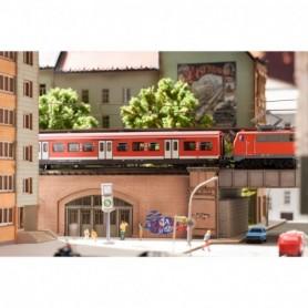 Trix 15890 Personvagnsset med 2 personvagnar typ DB AG