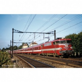 Trix 15951 Personvagn UIC-Y typ SNCF 'Le Capitole'