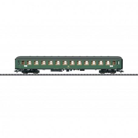Trix 23448 Snälltågsvagn 2.a klass typ DB