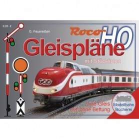 Roco 81394 ROCO LINE track plans H0