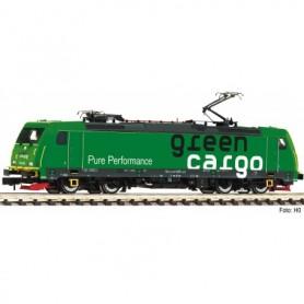 Fleischmann 738877 Ellok klass Re 1426 'Green Cargo' typ SJ med ljudmodul