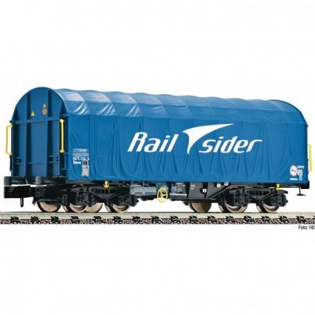 Fleischmann 837925 Täckt godsvagn Shimmns 'Rail Sider'