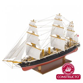 Constructo 80845 H.M.S Warrior Ironclad 1859
