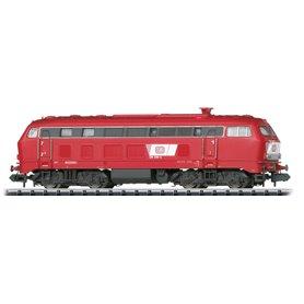 "Diesellok klass 218 typ DB AG ""Mässlok 2018"""