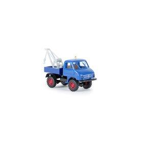 Brekina 39116 Unimog 411 Bärgningsbil