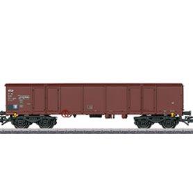 Öppen godsvagn Eaos 533 1 145-4 typ NS