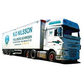 """AMW 53643 Bil & Trailer DAF 106 SSC/Aero """"N.O. Nilsson"""""""