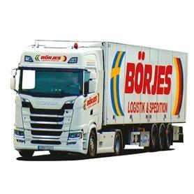 "AMW 9272.03 Bil & Trailer Scania S/Aero ""Börjes"""