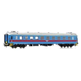 SJ B5K 4898 2 kl. Personvogn, Inter-Regio farger