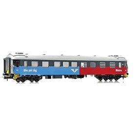 NMJ 202501 Personvagn SJ S11 4871 Bio & Bistrovagn