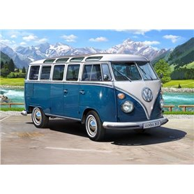 Revell 07009 Volkswagen T1 Samba Bus
